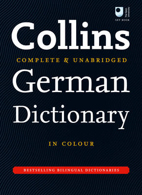 Collins German Dictionary - Collins Complete and Unabridged (Hardback)