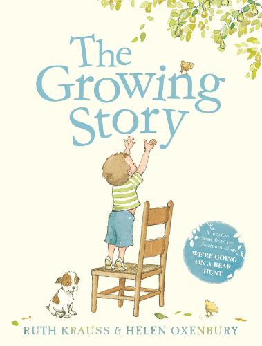 The Growing Story (Paperback)