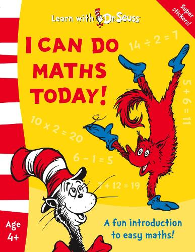 I Can Do Maths Today! - Learn With Dr. Seuss