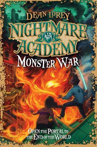 Monster War - Nightmare Academy 3 (Paperback)
