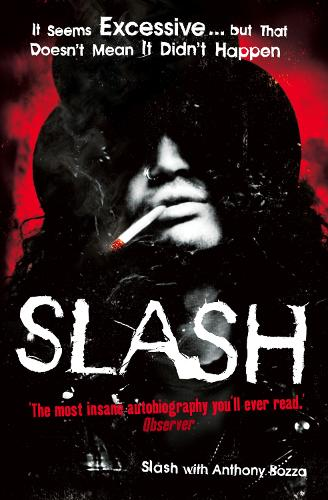 Slash: The Autobiography (Paperback)