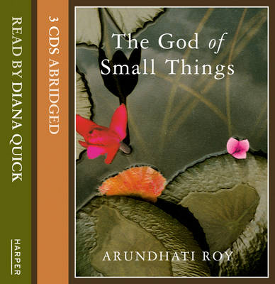 The God of Small Things Abridged 3/180 (CD-Audio)