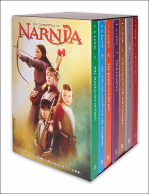 The Chronicles of Narnia Box Set - The Chronicles of Narnia (Paperback)