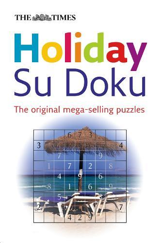 The Times Holiday Su Doku (Paperback)