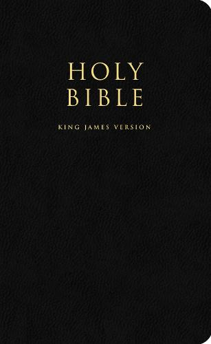 Holy Bible: King James Version (KJV) (Leather / fine binding)