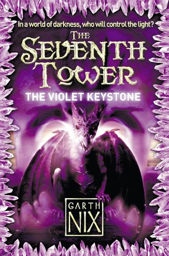 The Violet Keystone - The Seventh Tower 6 (Paperback)