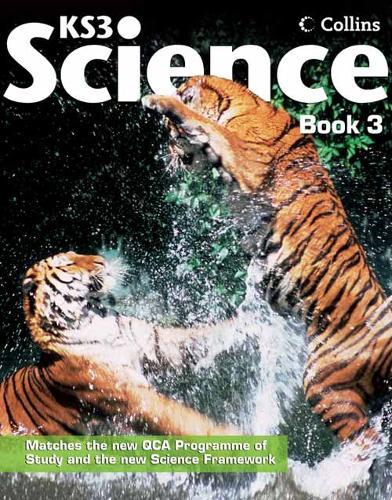 Pupil Book 3 - Collins KS3 Science (Paperback)