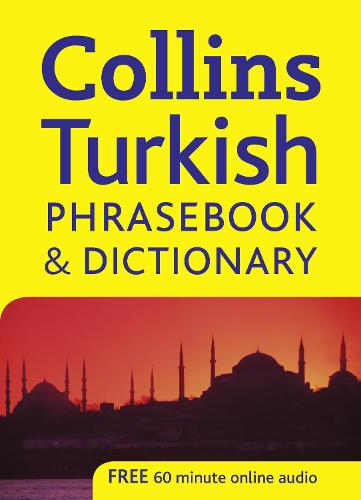 Collins Turkish Phrasebook and Dictionary (Paperback)