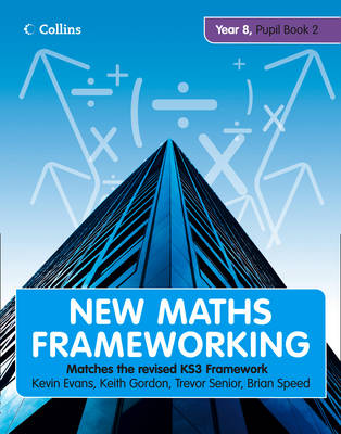 Year 8 Pupil Book 2 (Levels 5-6) - New Maths Frameworking No. 19 (Paperback)