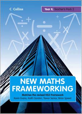 Year 8 Teacher's Guide Book 2 (Levels 5-6) - New Maths Frameworking No. 26 (Paperback)