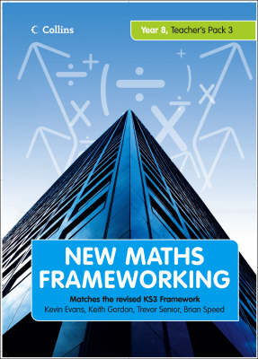 Year 8 Teacher's Guide Book 3 (Levels 6-7) - New Maths Frameworking No. 27 (Paperback)