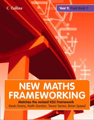 Collins New Maths Frameworking Year 9: Pupil Book 2 - New Maths Frameworking No. 36 (Paperback)