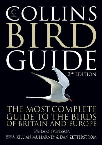 Collins Bird Guide (Hardback)