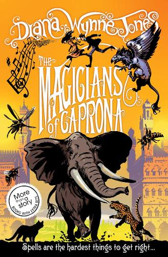 The Magicians of Caprona - The Chrestomanci Series 2 (Paperback)