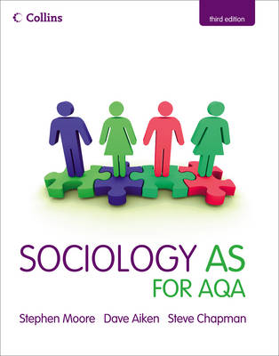 Sociology AS for AQA - Collins A Level Sociology (Paperback)