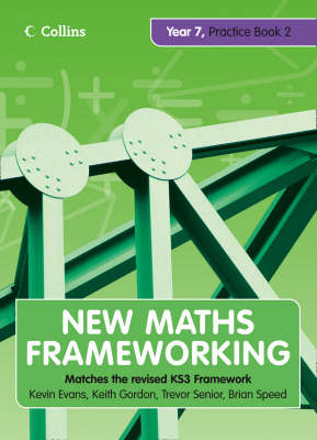 New Maths Frameworking - Year 7 Practice Book 2 (Levels 4-5) - New Maths Frameworking 6 (Paperback)