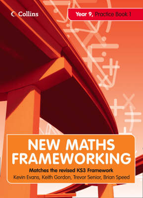 New Maths Frameworking - Year 9 Practice Book 1 (Levels 4-5) - New Maths Frameworking 39 (Paperback)