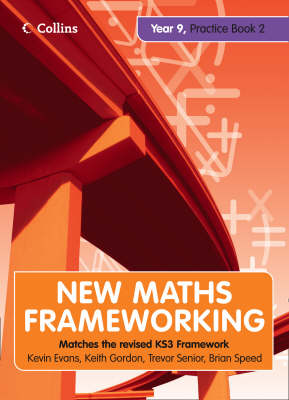 New Maths Frameworking - Year 9 Practice Book 2 (Levels 5-7) - New Maths Frameworking 40 (Paperback)