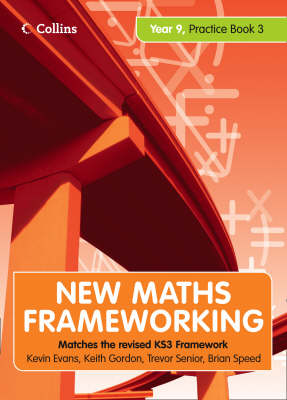 Year 9 Practice Book 3 (Levels 6-8) - New Maths Frameworking No. 41 (Paperback)