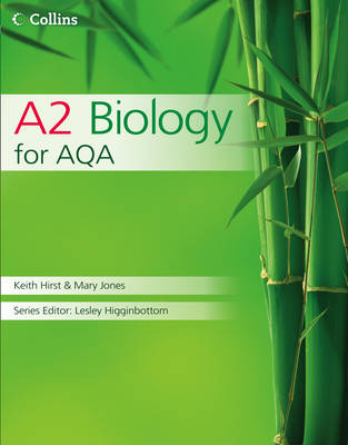 A2 Biology for AQA - Collins AS and A2 Science (Paperback)