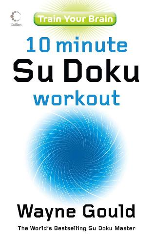 Train Your Brain: 10-Minute Su Doku Workout (Paperback)