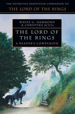 """The """"Lord of the Rings"""": a Reader's Companion (Paperback)"""