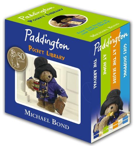 Paddington Pocket Library (Board book)