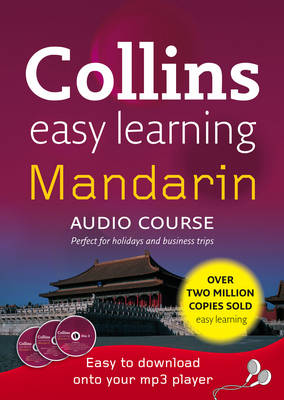 Mandarin - Collins Easy Learning Audio Course (CD-Audio)