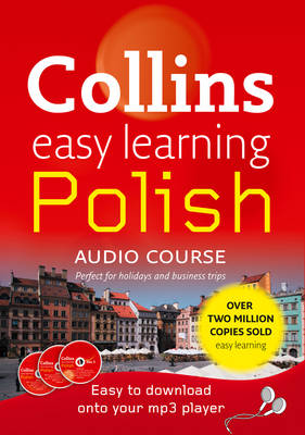 Polish - Collins Easy Learning Audio Course (CD-Audio)