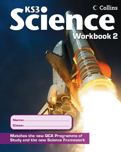 Workbook 2 - Collins KS3 Science (Paperback)