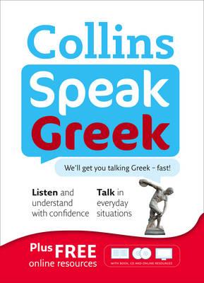 Collins Speak Greek (Paperback)
