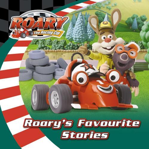 Favourite Stories - Roary the Racing Car (Hardback)