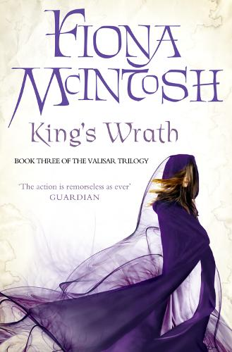 King's Wrath - The Valisar Trilogy 3 (Paperback)