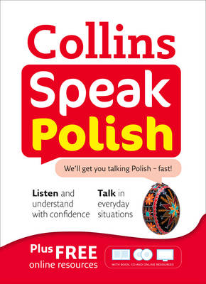 Collins Speak Polish (Paperback)