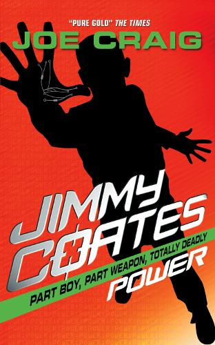 Jimmy Coates: Power (Paperback)