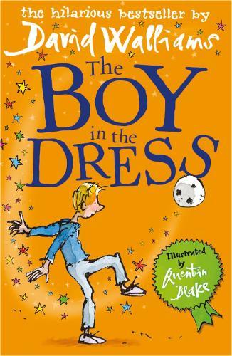 The Boy in the Dress (Hardback)