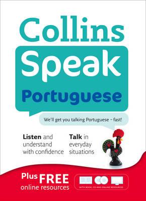 Collins Speak Portuguese (Paperback)