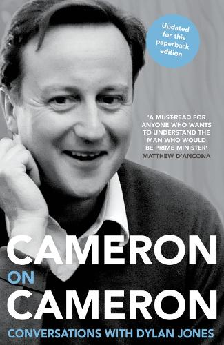 Cameron on Cameron: Conversations with Dylan Jones (Paperback)