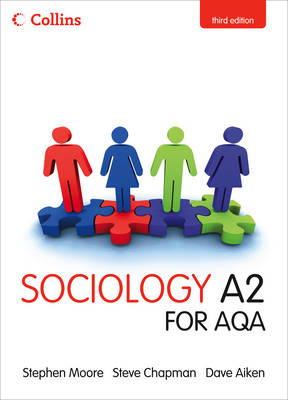 Sociology A2 for AQA - Collins A Level Sociology (Paperback)
