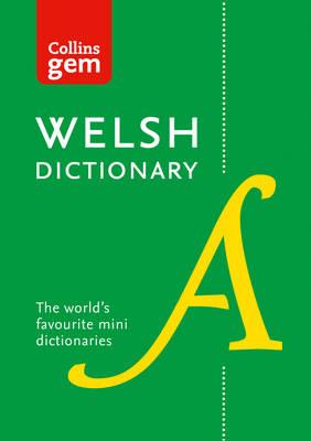 Collins Gem Welsh Dictionary [Third Edition] - Collins Gem 03 (Paperback)