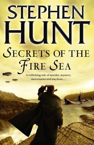 Secrets of the Fire Sea (Paperback)
