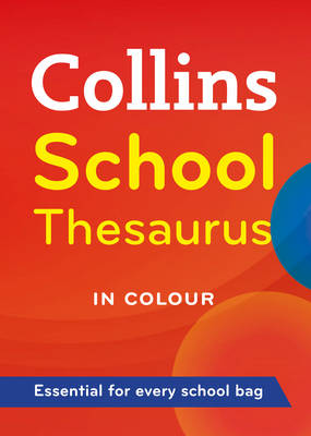 Collins School Thesaurus - Collins School (Paperback)