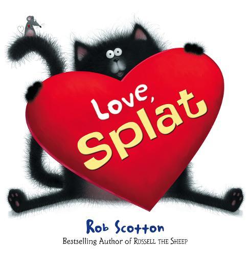 Love, Splat Mini HB (Paperback)