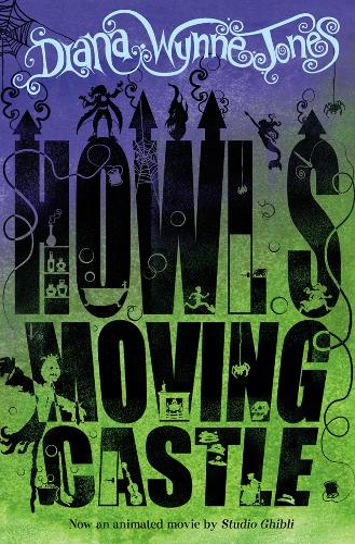 Howl's Moving Castle (Paperback)