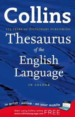 Collins Concise Thesaurus (Hardback)