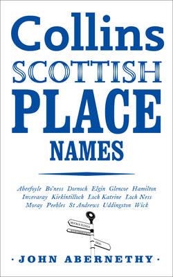 Collins Scottish Place Names (Paperback)