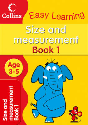 Size and Measurement - Collins Easy Learning Age 3-5 (Paperback)