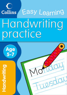 Handwriting Practice: Age 5-7 - Collins Easy Learning Age 5-7 (Paperback)