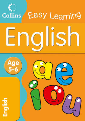 English - Collins Easy Learning Age 5-7 (Paperback)