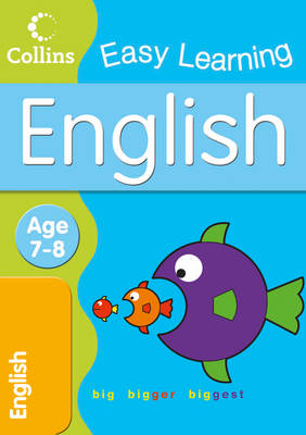 English - Collins Easy Learning Age 7-11 (Paperback)
